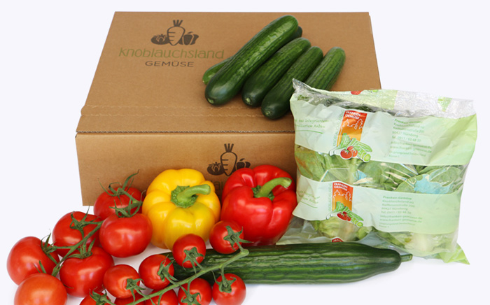 Knoblauchsland Gemüsebox